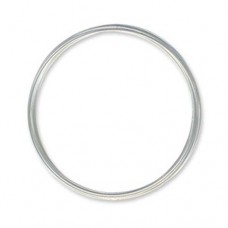 Extra Large Bracelet Remembrance Memory Wire, Bright, 1oz pack