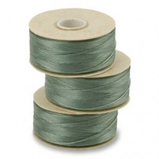 Emerald Nymo Beading Thread, Size D (0.30mm)