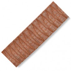 18mm Artistic Wire Mesh - Brown - 1m length