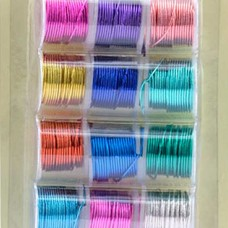 26 Gauge Silver Plated Multi-pack of wire