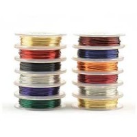 Beadalon Artistic 10 -34 Gauge Copper Wire in range of colours
