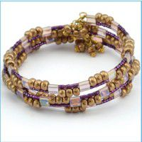 Jewellery making memory wire