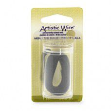 Artistic Wire Mesh, 10 mm (0.40 in), Black, 0.8 meter