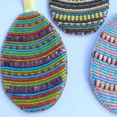 Bead Embroidery Joyful Jewel Easter Egg Kit
