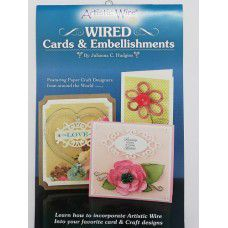 Beadalon Artistic WIre  - Wired Cards and Embellishments