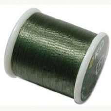 Dark Olive KO Thread, 55 yard Reel